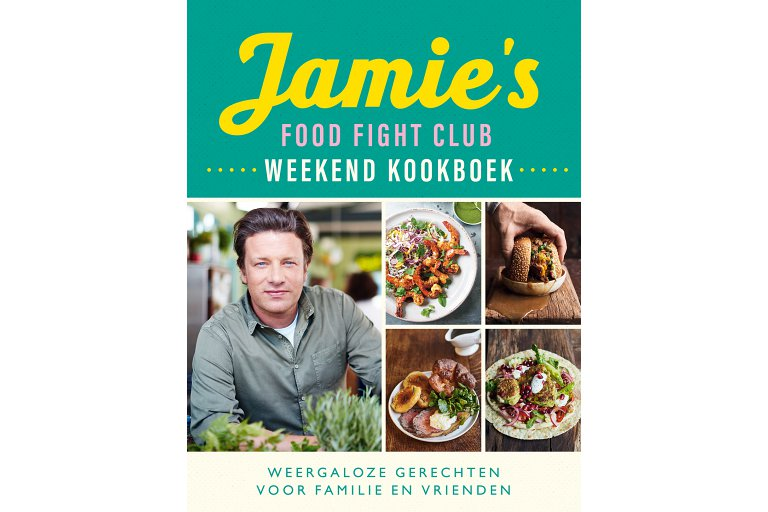 Jamie's weekend kookboek
